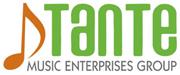 Tante Music Enterprises Group  - music engraving